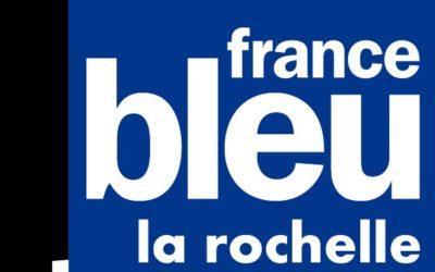 Colibricole sur France Bleu La Rochelle